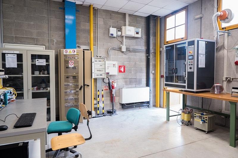 laboratorio elettromagnetica tecnolab